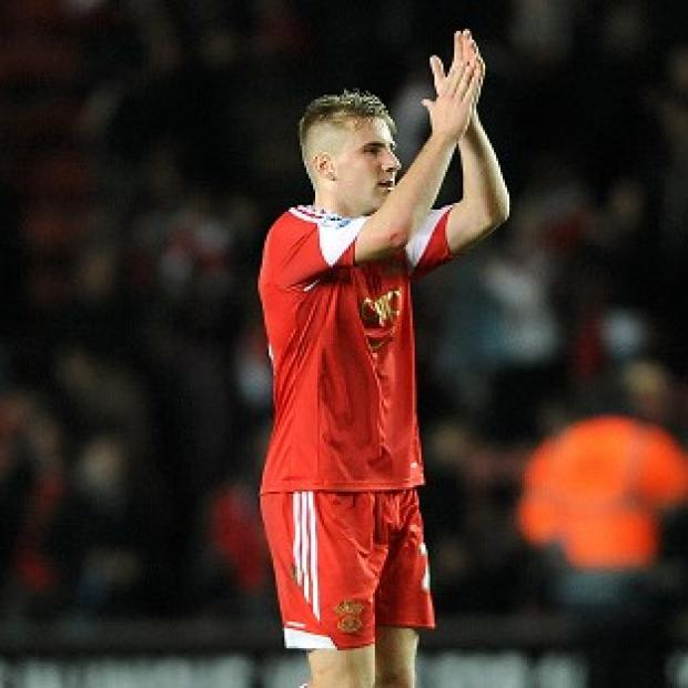Burnley and Pendle Citizen: Luke Shaw is thrilled to have been called up by England