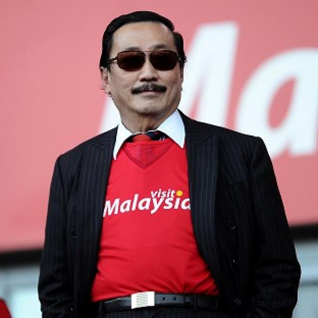 Burnley and Pendle Citizen: Vincent Tan has defended his reign at Cardiff