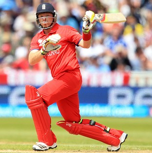 Ian Bell has just seven Twenty20 international caps to his name