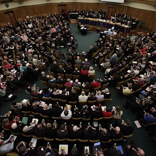 The General Synod failed to approve women bishops in November 2012 when a two-thir