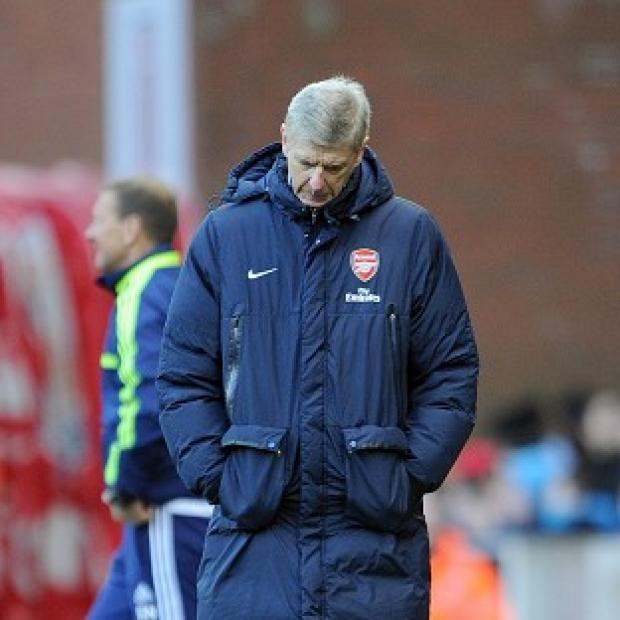 Burnley and Pendle Citizen: Arsene Wenger's title aspirations took a major dent