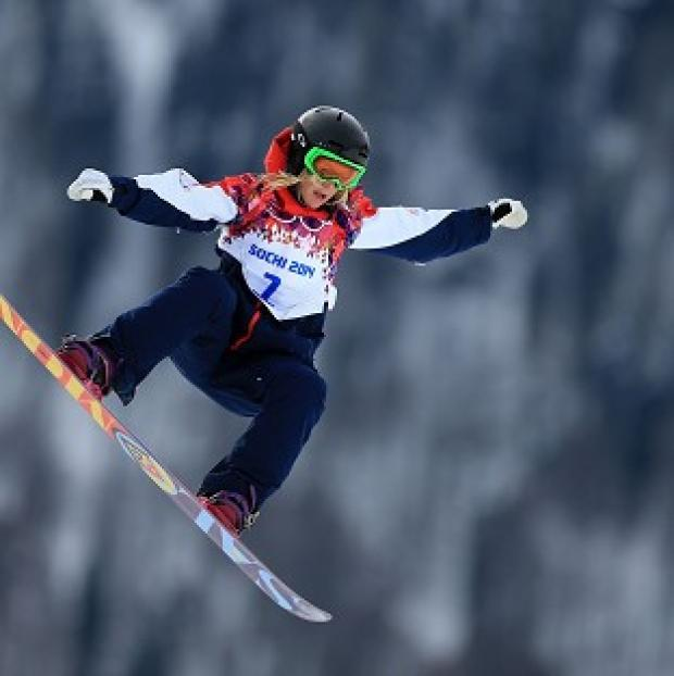Burnley and Pendle Citizen: Jenny Jones won a bronze medal in Sochi.