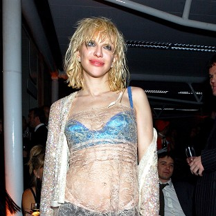 Courtney Love will embark on a solo UK tour in May