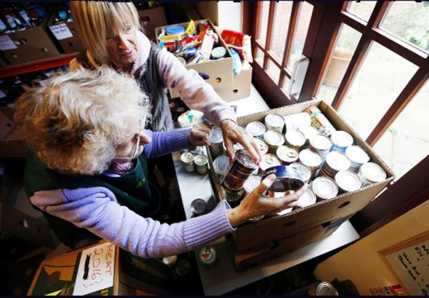 Burnley and Pendle Citizen: East Lancs charities join in call to end food poverty