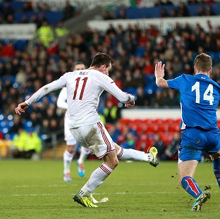 Bale leads Wales to victory