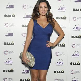 Kelly Brook is the celebrity men most want their partner to look like