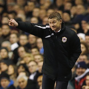 Ole Gunnar Solskjaer's Cardiff have been struggling in front of goal