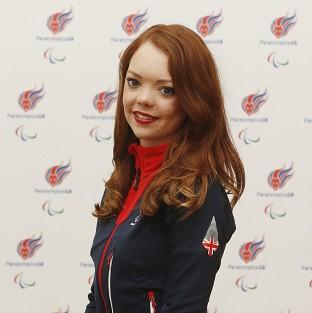 Jade Etherington won a silver medal on Saturday