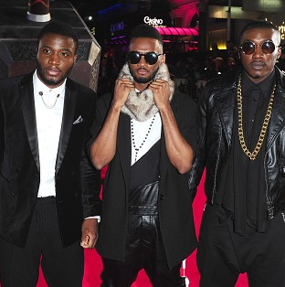 Rough Copy will finish The X Factor tour as a duo
