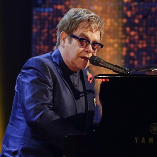 Sir Elton John said his latest Las Vegas residency is extravagant