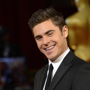 Zac Efron would like to have a High School Musical reunion