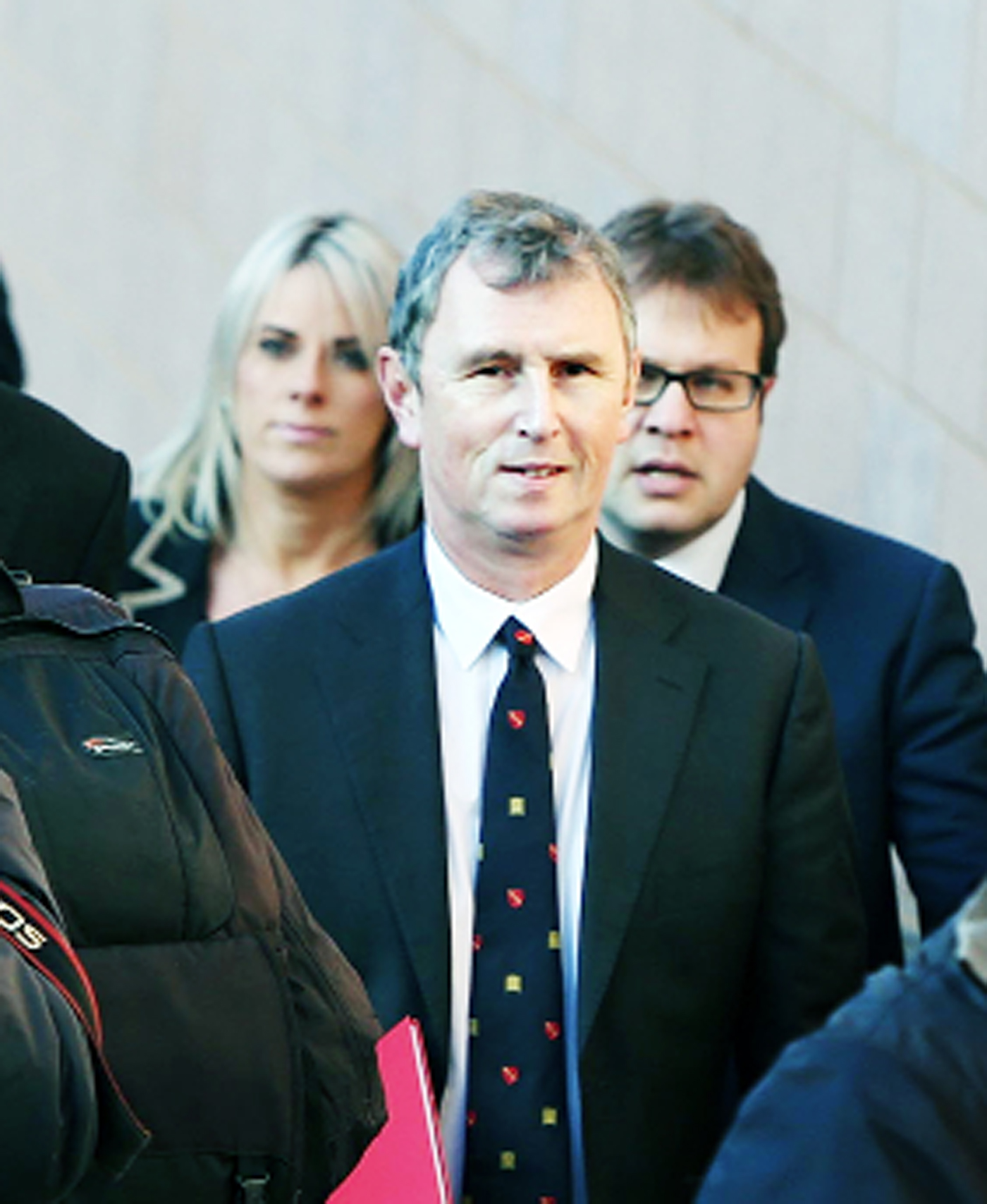 Nigel Evans at Preston Crown Court