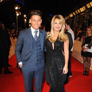 Joey Essex says he is not back with his ex Sam Faiers