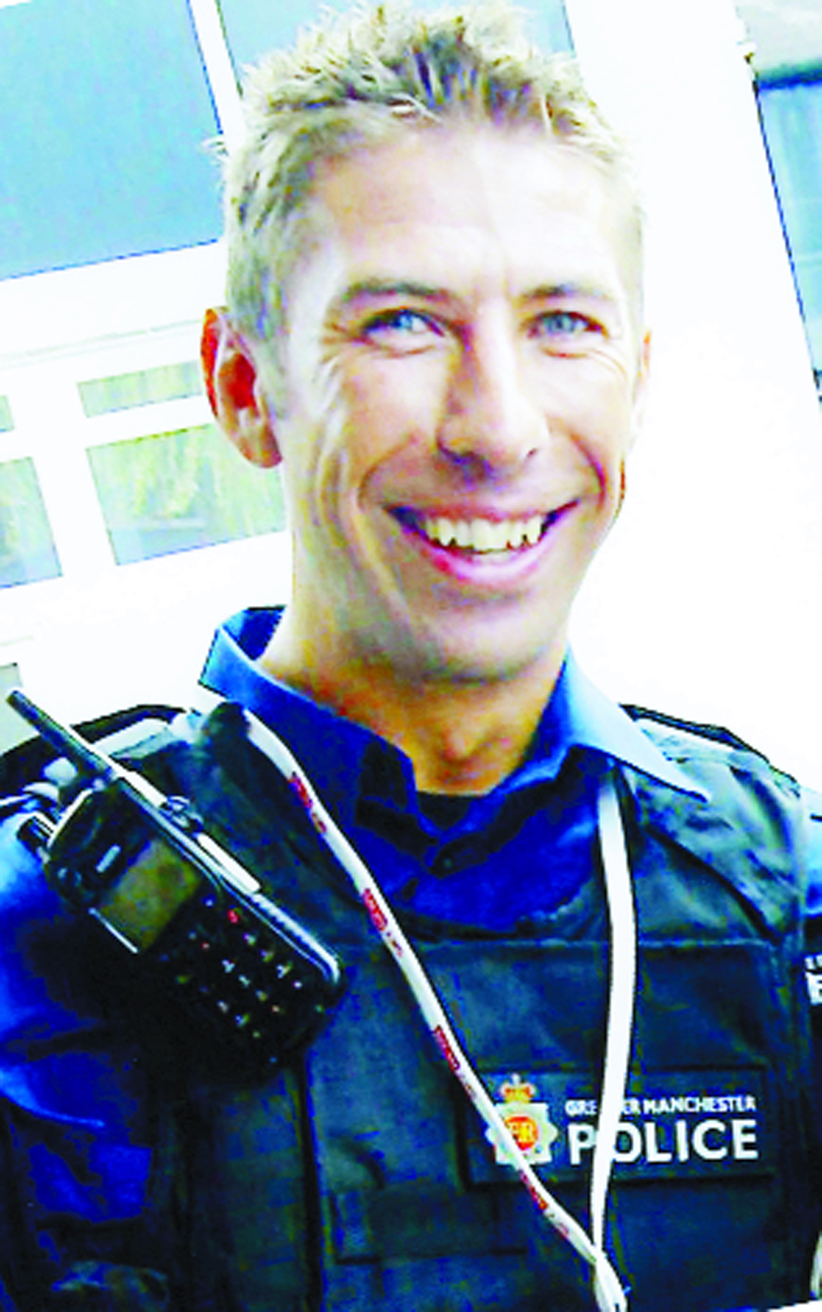 PC Ian Terry was shot and killed during a 'cops and robbers'-style training exercise, in June 2008.
