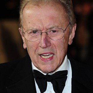 Royals, politicians and celebrities have gathered to remember Sir David Frost