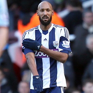 Nicolas Anelka has been banned for five matches