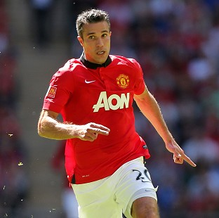 Robin van Persie looks set to stay at Manchester United for the foreseeable future