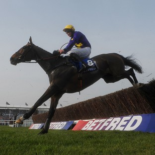 Gold Cup glory for Lord