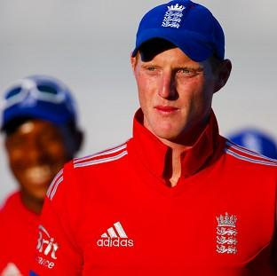 Burnley and Pendle Citizen: Ben Stokes suffered a broken hand punching a locker