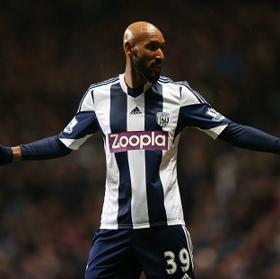 Nicolas Anelka will not play for West Brom again