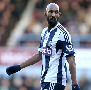 Nicolas Anelka was sacked by West Brom after comments he made on Twitter