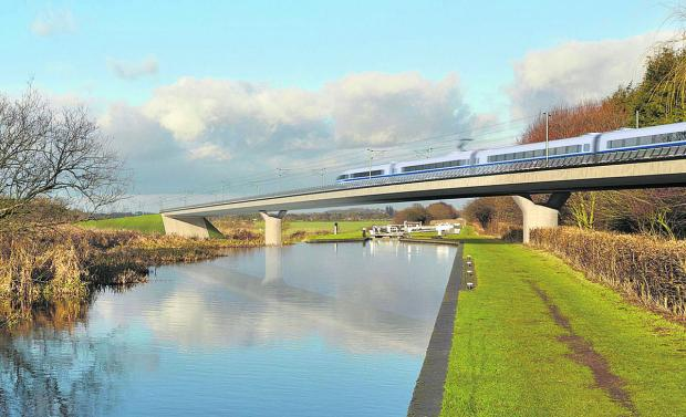 Burnley and Pendle Citizen: High-speed train link boost hope for East Lancashire