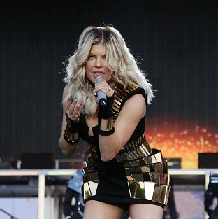 Fergie could be The X Factor's fourth judge