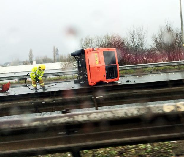 Burnley and Pendle Citizen: Second crash on M65 causes 'miles of tailbacks
