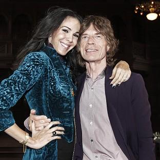 Sir Mick Jagger has paid tribute to girlfriend L'Wren Scott after her apparent suicide