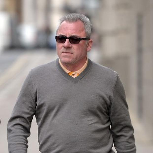 Burnley and Pendle Citizen: Edward Terry, father of footballer John Terry, was cleared at the Old Bailey of a racially aggravated assault