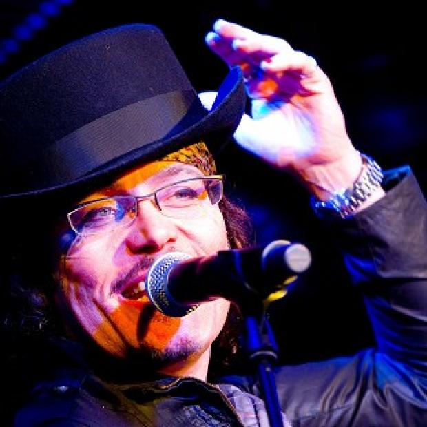 Burnley and Pendle Citizen: Adam Ant has teamed up with two former band members