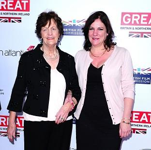 Burnley and Pendle Citizen: Philomena Lee and her daughter Jane Libberton got to attend the Oscars