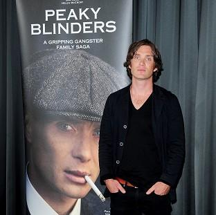 Burnley and Pendle Citizen: Cillian Murphy starred in Peaky Blinders