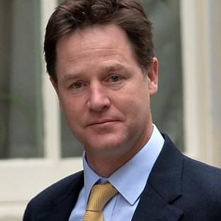 Nick Clegg has said he wants to dispel the 'myths' being peddled by 'isol