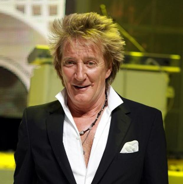 Burnley and Pendle Citizen: Rod Stewart's former car is being sold on AutoTrader