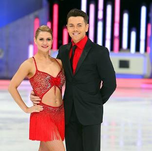 Burnley and Pendle Citizen: Ray Quinn and his skating partner Maria Fiippov are setting out on Dancing on Ice The Final Tour