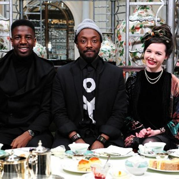 Burnley and Pendle Citizen: Will.i.am has taken his team and their mums out for a Mother's Day tea