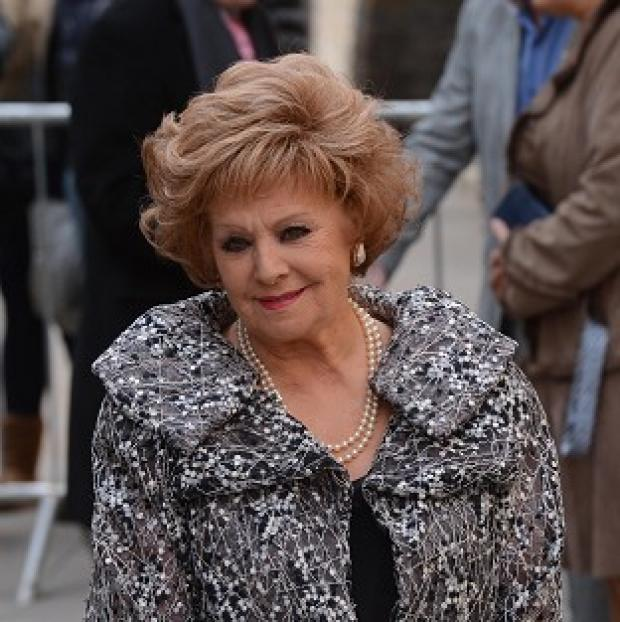Burnley and Pendle Citizen: Actress Barbara Knox has been arrested on suspicion of drink-driving