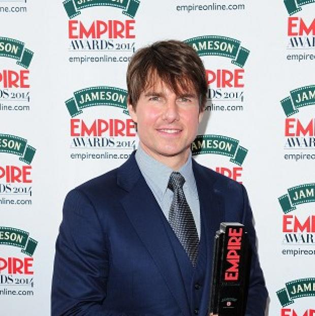 Burnley and Pendle Citizen: Tom Cruise wins the Legend in Our Lifetime award