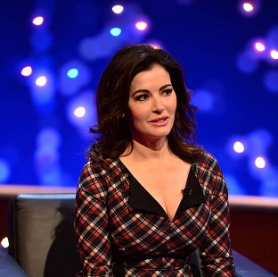 Nigella Lawson appears on The Michael McIntyre Chat Show
