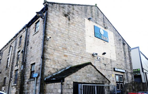 Blu Bar, Cow Lane, Burnley
