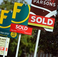 New mortgages at four-month low