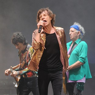 The Rolling Stones are hitting the road again