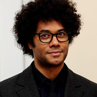 Richard Ayoade says he is pleased he has been able to direct a film