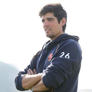 Alastair Cook wants to look to the future