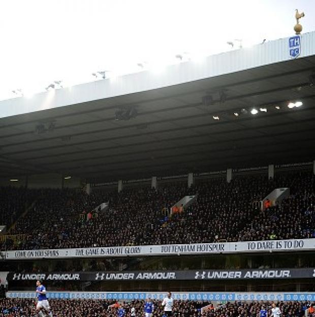Burnley and Pendle Citizen: White Hart Lane has been Tottenham's home since 1899