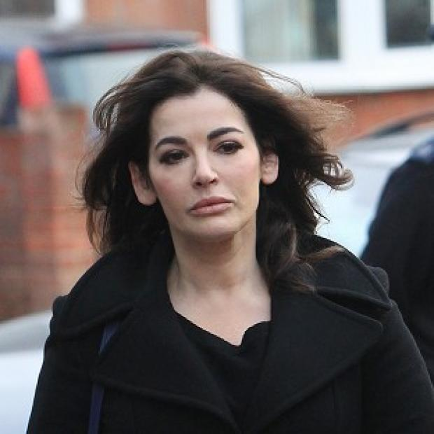 Burnley and Pendle Citizen: Nigella Lawson was not allowed to board a flight to the US