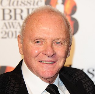 Sir Anthony Hopkins said he took no notice of the controversy surrounding Noah