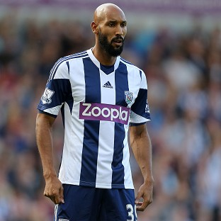 Atletico Mineiro president Alexandre Kalil says Nicolas Anelka, pictured, has joined the Brazilian club