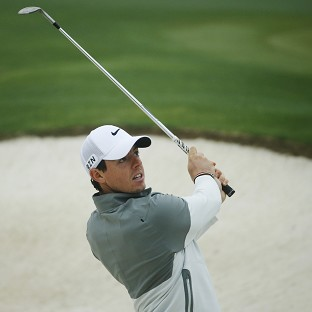 Rory McIlroy's best finish at Augusta National remains his share of 15th in 2011 (AP)